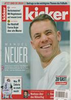 Kicker Montag Magazine Issue NO 52