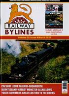 Railway Bylines Magazine Issue VOL25/4