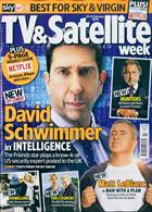 Tv & Satellite Week  Magazine Issue 15/02/2020
