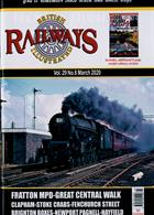 British Railways Illustrated Magazine Issue VOL29/6