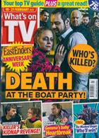 Whats On Tv England Magazine Issue 15/02/2020