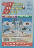 British Homing World Magazine Issue NO 7511