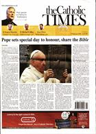 Catholic Times Magazine Issue 17/01/2020