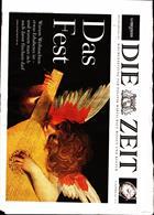 Die Zeit Magazine Issue NO 1