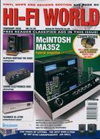 Hi Fi World & Comp Audio Magazine Issue FEB 20