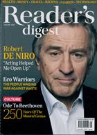 Readers Digest Magazine Issue JAN 20