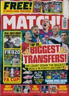 Match Magazine Issue 31/12/2019