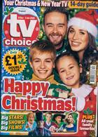 Tv Choice England Magazine Issue NO 52