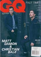 Gq Italian Magazine Issue NO 234