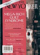 New Yorker Magazine Issue 06/01/2020