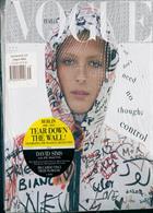 Vogue Italian Magazine Issue NO 831