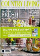 Country Living Magazine Issue FEB 20