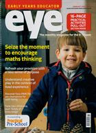Early Years Educator Magazine Issue FEB 20