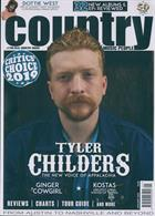 Country Music People Magazine Issue JAN 20