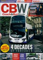 Coach And Bus Week Magazine Issue NO 1425