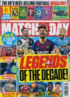 Match Of The Day  Magazine Issue NO 584