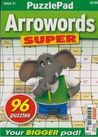 Puzzlelife Arroword Super Magazine Issue NO 21