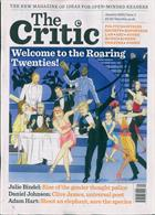 Critic (The) Magazine Issue JAN 20