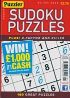 Puzzler Sudoku Puzzles Magazine Issue NO 191