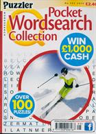Puzzler Q Pock Wordsearch Magazine Issue NO 205