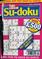 Take A Break Sudoku Magazine Issue NO 1
