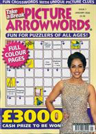 Tab Picture Arrowwords Magazine Issue NO 1