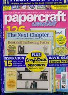 Papercraft Essentials Magazine Issue NO 183