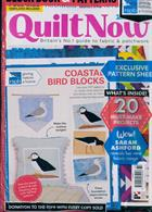 Quilt Now Magazine Issue NO 72
