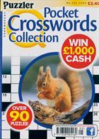 Puzzler Q Pock Crosswords Magazine Issue NO 205