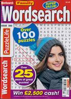 Family Wordsearch Magazine Issue NO 350