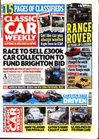 Classic Car Weekly Magazine Issue 02/01/2020