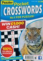 Puzzler Pocket Crosswords Magazine Issue NO 433