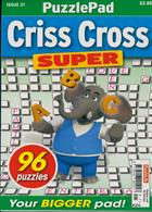 Puzzlelife Criss Cross Super Magazine Issue NO 21