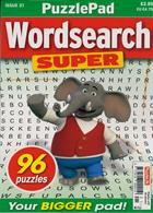 Puzzlelife Wordsearch Super Magazine Issue NO 21
