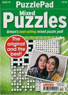 Puzzlelife Ppad Puzzles Magazine Issue NO 40