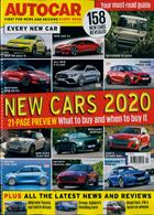 Autocar Magazine Issue 01/01/2020