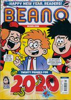 Beano Magazine Issue 04/01/2020