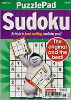 Puzzlelife Ppad Sudoku Magazine Issue NO 46