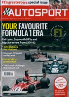 Autosport Magazine Issue 02/01/2020