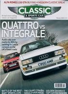 Classic & Sportscar Magazine Issue FEB 20