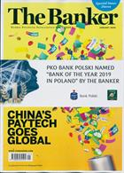 The Banker Magazine Issue JAN 20
