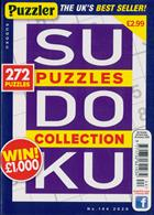 Puzzler Sudoku Puzzle Collection Magazine Issue NO 144
