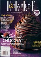 Elle A Table Magazine Issue NO 127