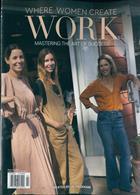 Where Women Create Work Magazine Issue WIN 19