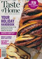 Taste Of Home Magazine Issue DEC/JAN20