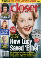 Closer Usa Magazine Issue 2 DEC 19