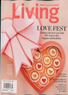 Martha Stewart Living Magazine Issue JAN-FEB
