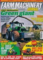 Farm Machinery Journal Magazine Issue FEB 20