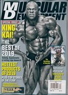 Muscular Development Usa Magazine Issue DEC 19