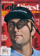 Golf Digest (Usa) Magazine Issue FEB 20
